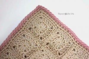 Kapkek Bebek Battaniyesi Yapılışı 10