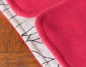 Kaşe Kumaştan Panço Nasıl Dikilir ? 10