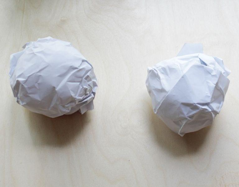 Krep Kağıttan Gelincik Yapılışı 11