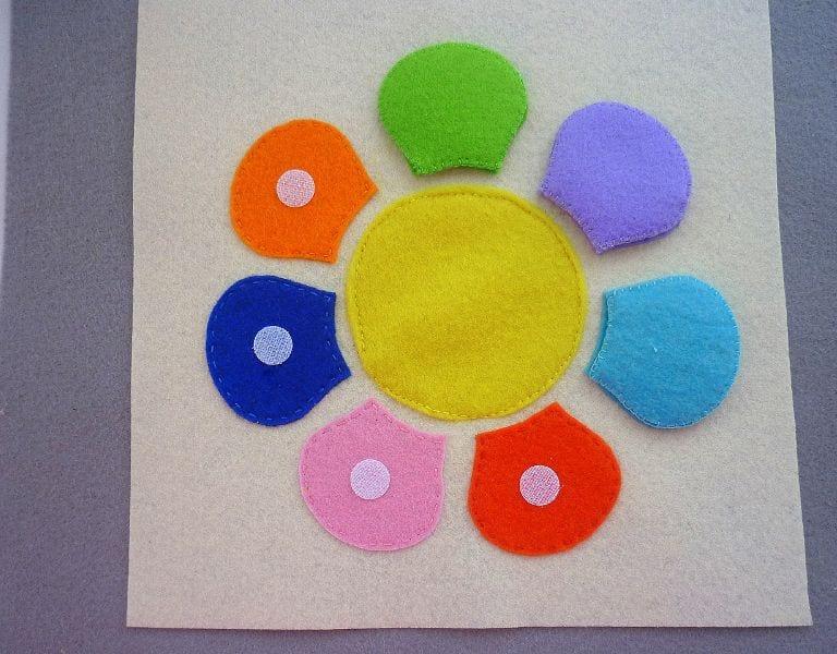 Okul Öncesi Çocuklar İçin Renk Oyunu 11