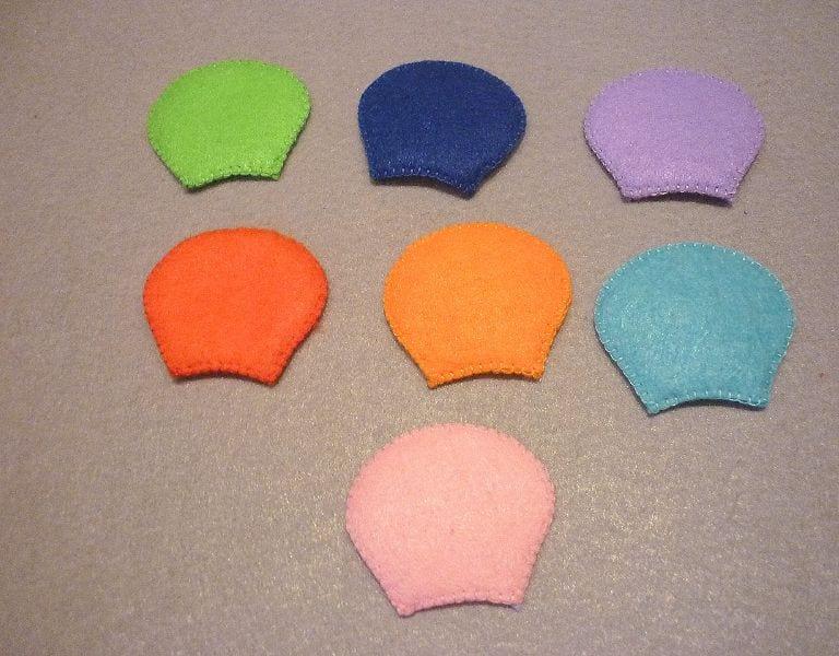 Okul Öncesi Çocuklar İçin Renk Oyunu 12