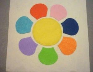 Okul Öncesi Çocuklar İçin Renk Oyunu 4