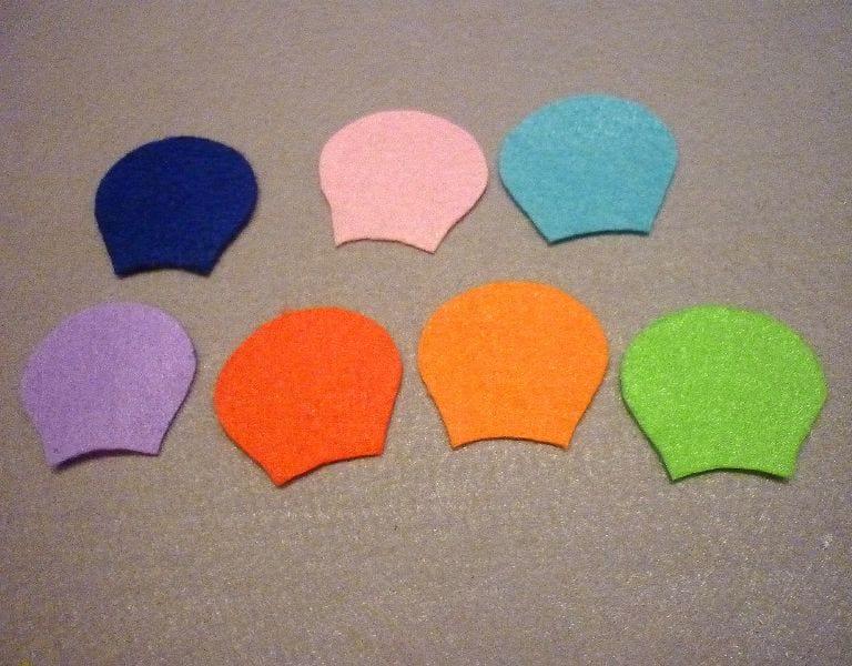 Okul Öncesi Çocuklar İçin Renk Oyunu 7