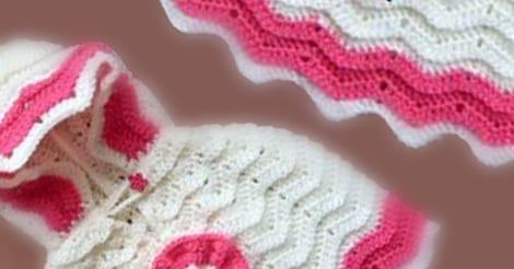 Örgü Bebek Panço Modeli Yapılışı 1