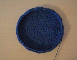 Örgü Polis Şapkası Nasıl Yapılır ? 1