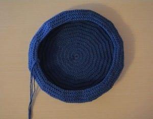 Örgü Polis Şapkası Nasıl Yapılır ? 23