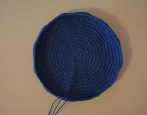 Örgü Polis Şapkası Nasıl Yapılır ? 4