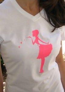 Stencil ile Tişört Boyama Nasıl Yapılır ?