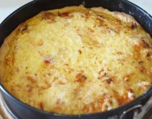 Tavuklu Patatesli Pasta Yapılışı 27