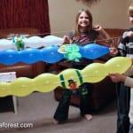 Videolu Balon Roket Deneyi 5
