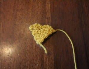 Amigurumi Kalp Yapılışı 9