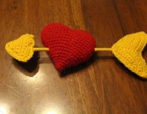 Amigurumi Kalp Yapılışı 12
