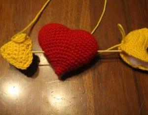 Amigurumi Kalp Yapılışı 13