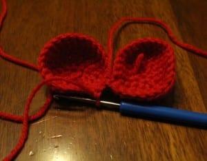 Amigurumi Kalp Yapılışı 14