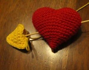 Amigurumi Kalp Yapılışı 16