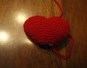 Amigurumi Kalp Yapılışı 4