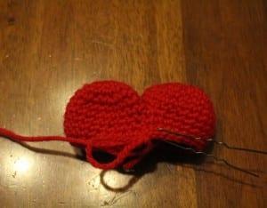 Amigurumi Kalp Yapılışı 6