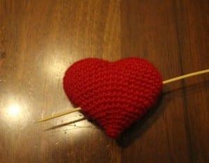 Amigurumi Kalp Yapılışı 7