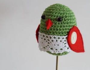 Amigurumi Kuş Yapımı 5