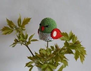 Amigurumi Kuş Yapımı 6