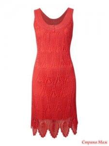 Badem Örgü Modeli Elbise Yapılışı 1