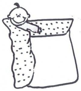 Bebek Kundaklama Nasıl Yapılır ? 3