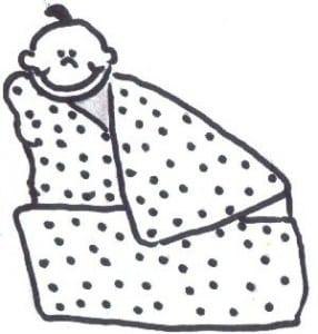 Bebek Kundaklama Nasıl Yapılır ? 6