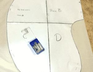 Emzirme Yastığı Yapımı 2