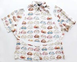 Gömlekten Elbise Yapımı 7