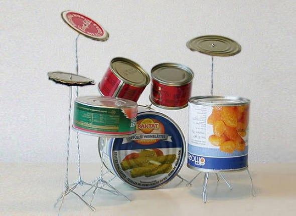 Konserve Kutusundan Oyuncak Modelleri 10