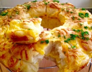 Peynirli Petek Ekmek Nasıl Yapılır? 11