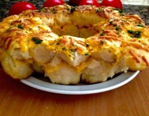 Peynirli Petek Ekmek Nasıl Yapılır? 13