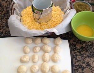 Peynirli Petek Ekmek Nasıl Yapılır? 14