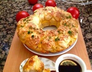Peynirli Petek Ekmek Nasıl Yapılır? 17
