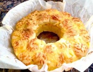 Peynirli Petek Ekmek Nasıl Yapılır? 37