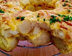 Peynirli Petek Ekmek Nasıl Yapılır? 4