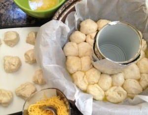 Peynirli Petek Ekmek Nasıl Yapılır? 5