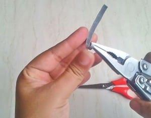 PVC Borudan Lamba Yapılışı 3