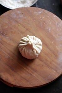 Sebzeli Mantı Tarifi 13