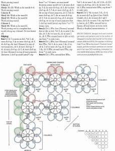 Tığ İşi Baharlık Şal Modeli Yapımı 2