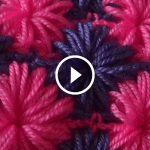 Videolu, Dolgulu Çiçek Lif Modeli Yapımı