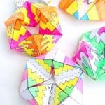Videolu, Kağıt Oyuncaklar: Flextangles 1