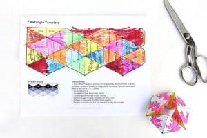 Videolu, Kağıt Oyuncaklar: Flextangles 2