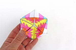Videolu, Kağıt Oyuncaklar: Flextangles 3