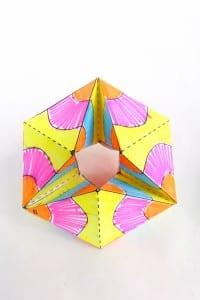 Videolu, Kağıt Oyuncaklar: Flextangles 4