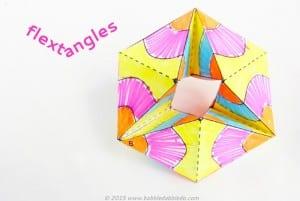 Videolu, Kağıt Oyuncaklar: Flextangles 6