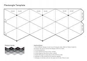 Videolu, Kağıt Oyuncaklar: Flextangles 7
