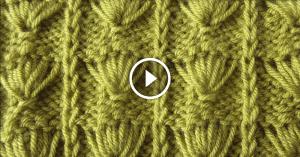 Videolu, Palmiye Örgü Modeli Nasıl Yapılır?