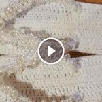 Videolu, Parmak Arası Örgü Sandalet Yapımı