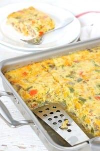 Yumurtalı Kahvaltı Tarifi